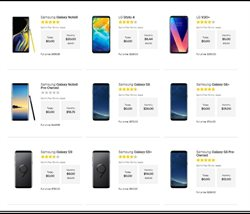LG deals in the Sprint weekly ad in Acworth GA