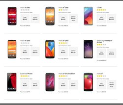 Phones deals in the Sprint weekly ad in Baytown TX