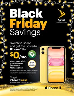 Sprint catalogue in Erie PA ( Expired )