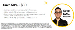 Sprint deals in the Fontana CA weekly ad