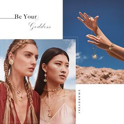 Jewelry & Watches deals in the Swarovski weekly ad in New York
