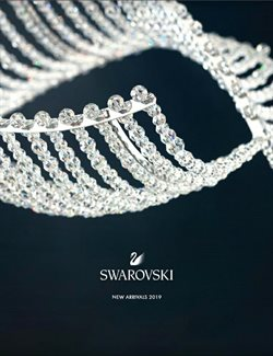 Jewelry & Watches deals in the Swarovski weekly ad in Mission TX