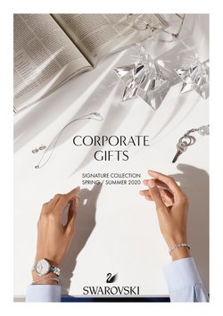 Jewelry & Watches offers in the Swarovski catalogue ( 27 days left )