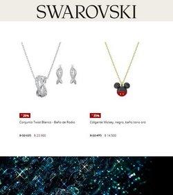 Jewelry & Watches deals in the Swarovski catalog ( 2 days left)
