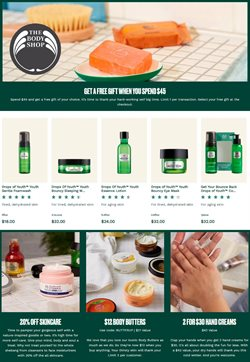 Beauty & Personal Care offers in the The Body Shop catalogue in Honolulu HI ( 2 days ago )