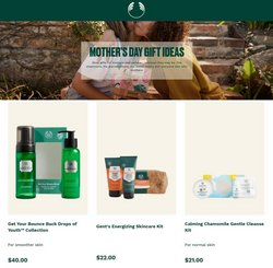 The Body Shop catalogue ( Published today )