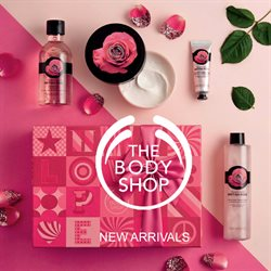Beauty & Personal Care deals in the The Body Shop weekly ad in Houston TX