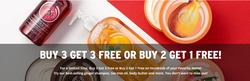 The Body Shop deals in the Fairfax VA weekly ad