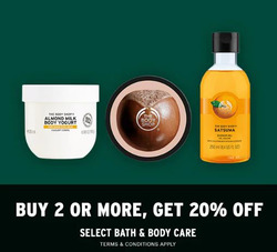 The Body Shop coupon in Carrollton TX ( Published today )