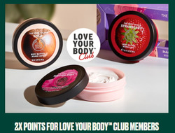 The Body Shop coupon in Chicago IL ( 1 day ago )