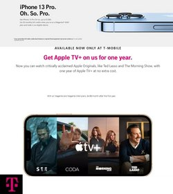 T-Mobile deals in the T-Mobile catalog ( 21 days left)