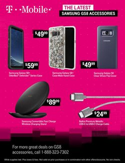Electronics & Office Supplies deals in the T-Mobile weekly ad in New York