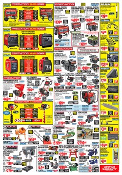 Harbor Freight Tools deals in the New Britain CT weekly ad