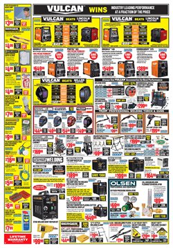 Nails deals in the Harbor Freight Tools weekly ad in New York