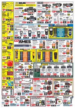Keys deals in the Harbor Freight Tools weekly ad in Johnstown PA