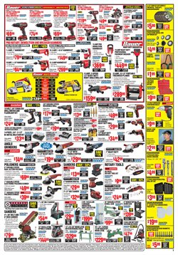 Handle deals in the Harbor Freight Tools weekly ad in Johnstown PA