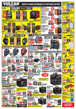 Windows deals in the Harbor Freight Tools weekly ad in New York