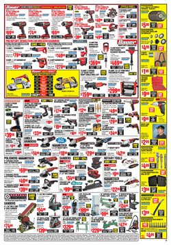 Rockwell deals in the Harbor Freight Tools weekly ad in Johnstown PA