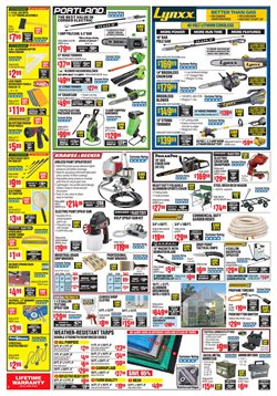DeWalt deals in the Harbor Freight Tools weekly ad in Troy NY
