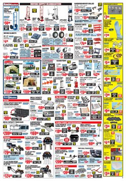 Milwaukee deals in the Harbor Freight Tools weekly ad in New York
