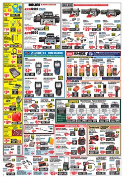 Air compressor deals in the Harbor Freight Tools weekly ad in Troy NY