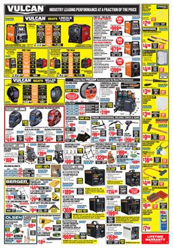 Alarm deals in the Harbor Freight Tools weekly ad in Humble TX