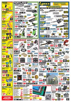 Saw deals in the Harbor Freight Tools weekly ad in Roswell GA