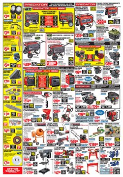 Kobalt deals in the Harbor Freight Tools weekly ad in Acworth GA