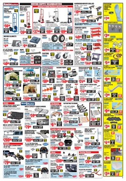 Milwaukee deals in the Harbor Freight Tools weekly ad in Johnstown PA