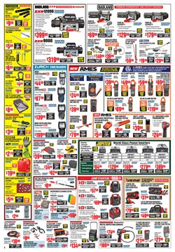 Fashion deals in the Harbor Freight Tools weekly ad in Los Angeles CA