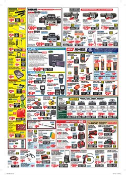 T-shirt deals in the Harbor Freight Tools weekly ad in Acworth GA