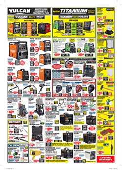 Alarm deals in the Harbor Freight Tools weekly ad in Acworth GA