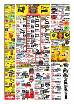 Nails deals in the Harbor Freight Tools weekly ad in Idaho Falls ID