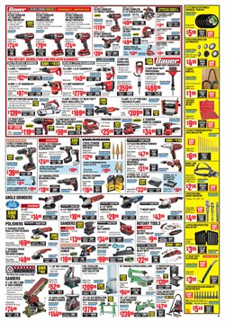 Polisher deals in the Harbor Freight Tools weekly ad in Concord CA