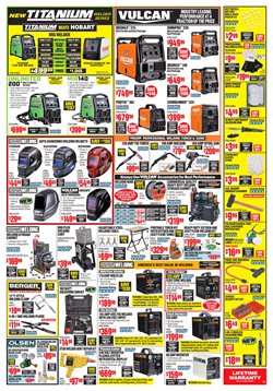 Doors deals in the Harbor Freight Tools weekly ad in Troy NY