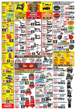 Nails deals in the Harbor Freight Tools weekly ad in Van Nuys CA
