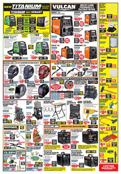 Welder deals in the Harbor Freight Tools weekly ad in New York
