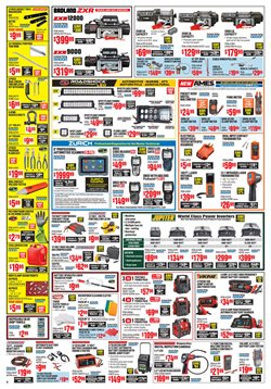 Craftsman deals in the Harbor Freight Tools weekly ad in Oklahoma City OK