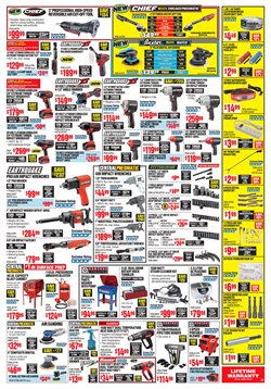 Riveter deals in the Harbor Freight Tools weekly ad in Concord CA