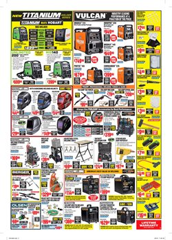Doors deals in the Harbor Freight Tools weekly ad in New York