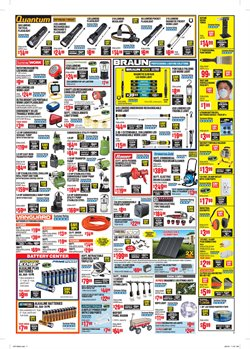 Paint deals in the Harbor Freight Tools weekly ad in New York