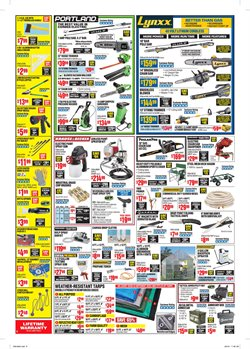 Plants deals in the Harbor Freight Tools weekly ad in New York