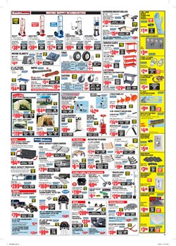 Sheds deals in the Harbor Freight Tools weekly ad in New York