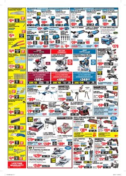 Tile deals in the Harbor Freight Tools weekly ad in New York