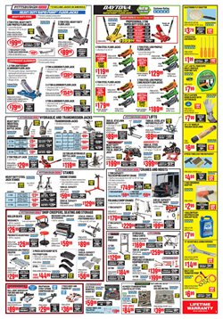 Women's winter clothing deals in the Harbor Freight Tools weekly ad in Acworth GA