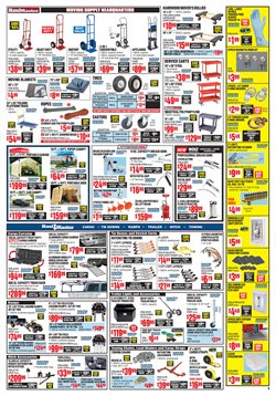 Sheds deals in the Harbor Freight Tools weekly ad in Acworth GA