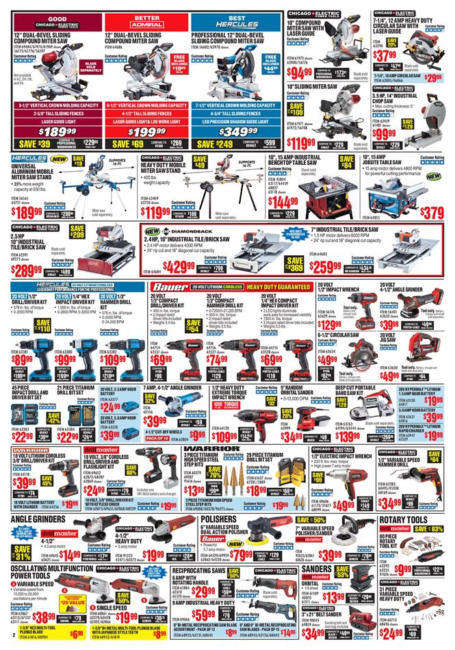Harbor Freight Tools Minneapolis MN | Weekly Sale & Coupons