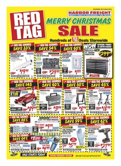 Harbor Freight Tools deals in the Aurora IL weekly ad