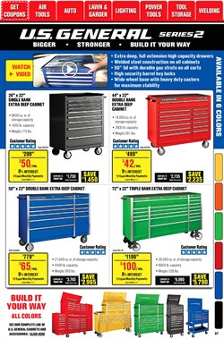 WWE deals in Harbor Freight Tools