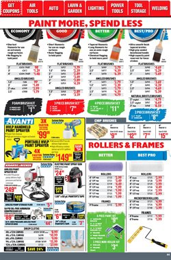 Glazier's putty deals in Harbor Freight Tools